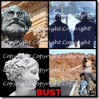 BUST- 4 Pics 1 Word Answers 3 Letters