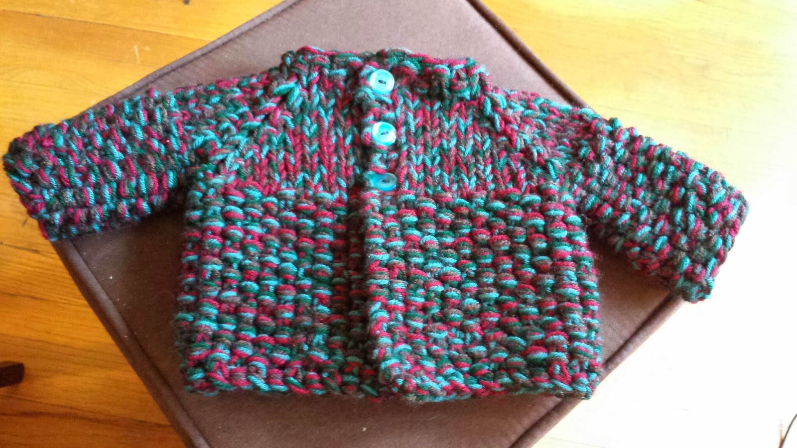 0276cd85b ChemKnits  Test Knit - Speedy Vintage Baby Jacket