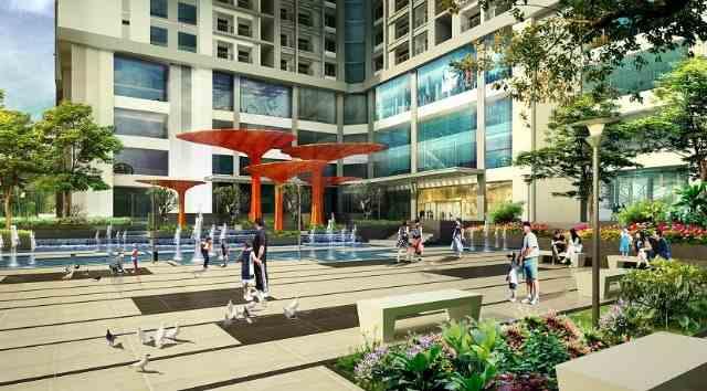 Chuẩn bị ra mắt Vinhomes Smart City