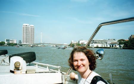 Transport in Bangkok: Chao Praya Express
