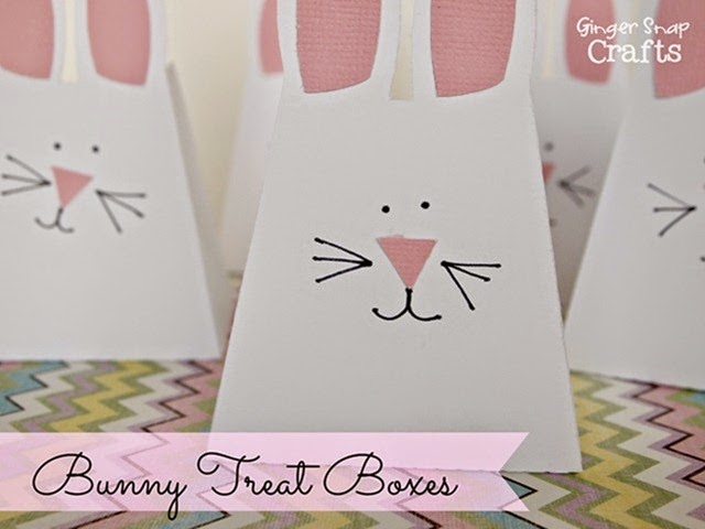 Easter bunny-treat-boxes-made-with-Silhouet