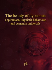 The beauty of dysnomia Cover
