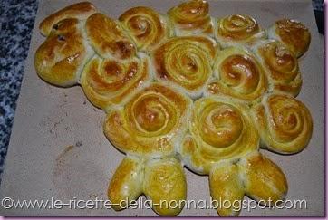 Agnellino di Pasqua di pasta di pane (12)