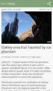 Idaho Outdoors - screenshot thumbnail