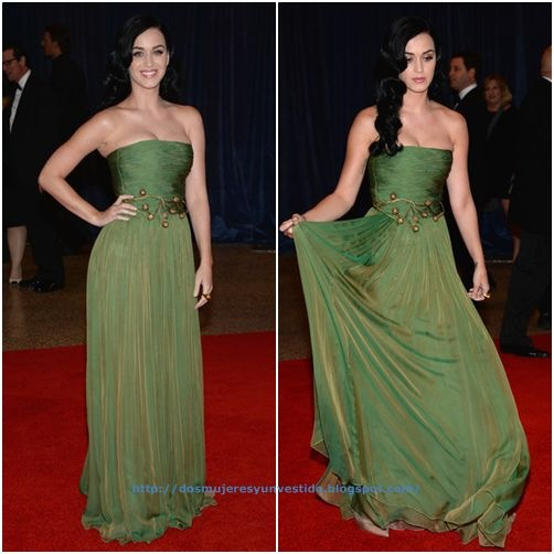 Katy Perry-2013 White House Correspondents Association (3)