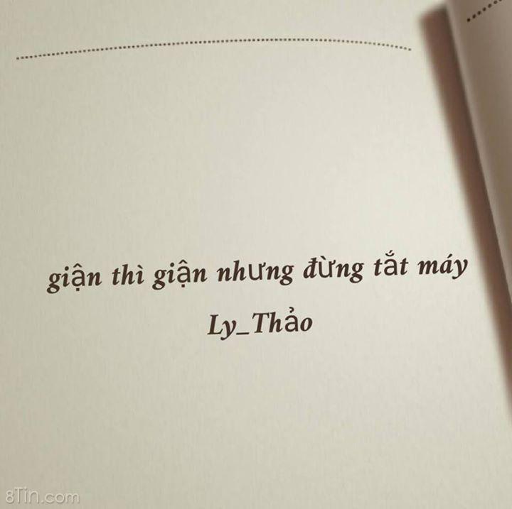 Giận Thì Nói Chứ Đừng Buông Tay 03/04/2016