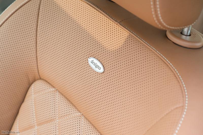 Xe Mercedes Benz CLS500 New Model màu trắng 016