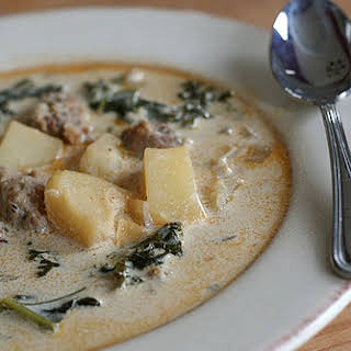 Zuppa Toscana.