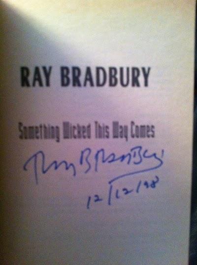 Ray Bradbury Time Travel Story