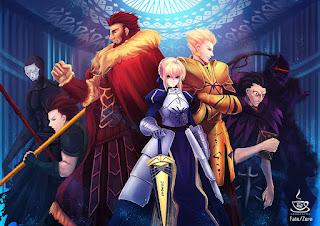 Fate Zero - Anime Fate Zero VietSub
