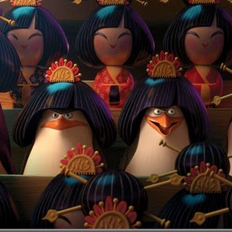 "Dreamworks Animations ""Penguins of Madagascar"" in 2d, 3d and Imax!"