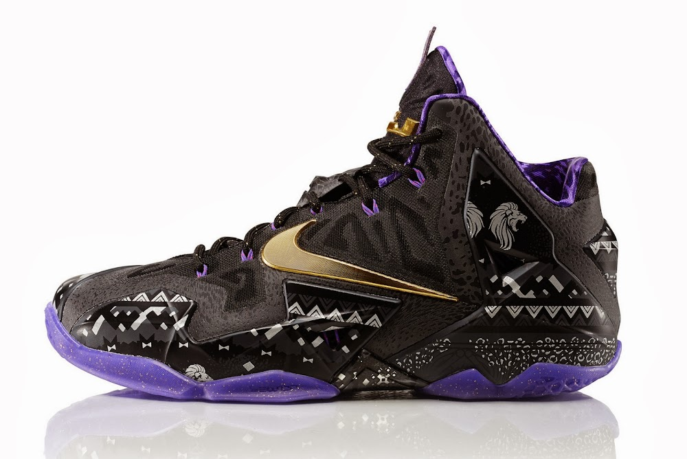 san francisco 7e717 ec2fb Nike Unveils 2014 Black History Month Collection Including LeBron 11   NIKE  LEBRON - LeBron James Shoes