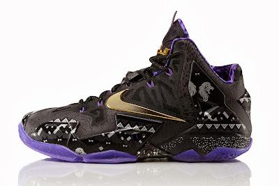 250f7461d black history month   NIKE LEBRON - LeBron James Shoes - Part 4