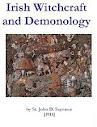 Bruxaria irlandês E Demonologia OCR Versão
