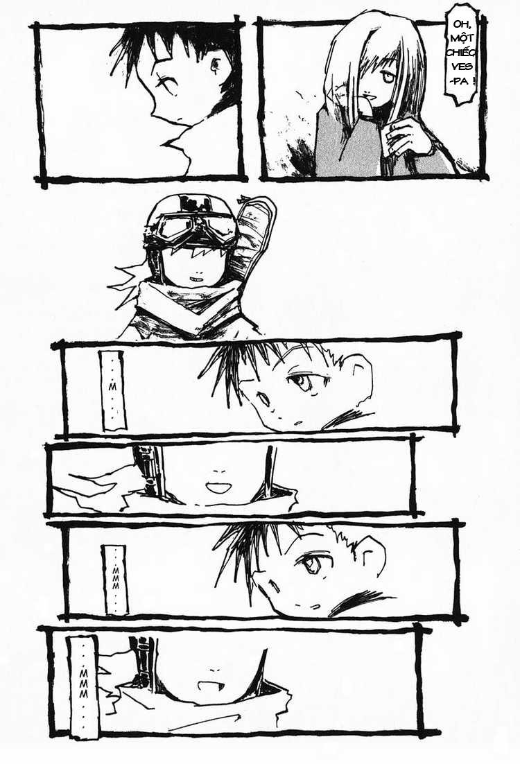 Furi Kuri Chap 001