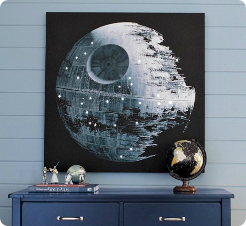 pb star wars death star