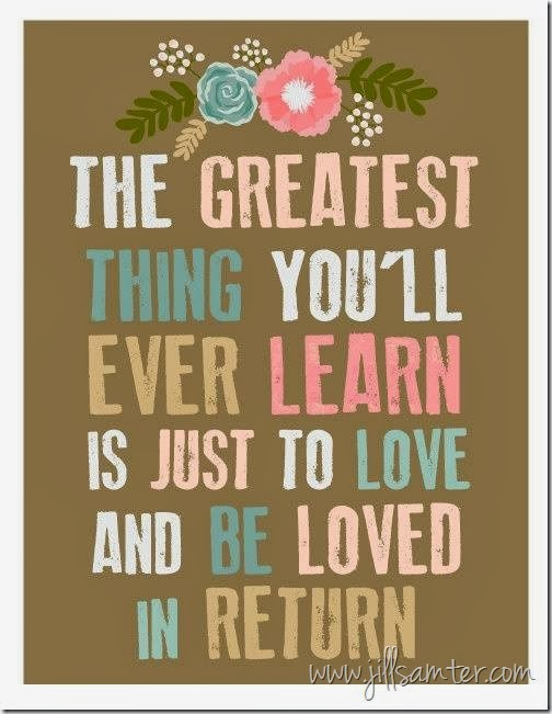 loveandlearntobeloved