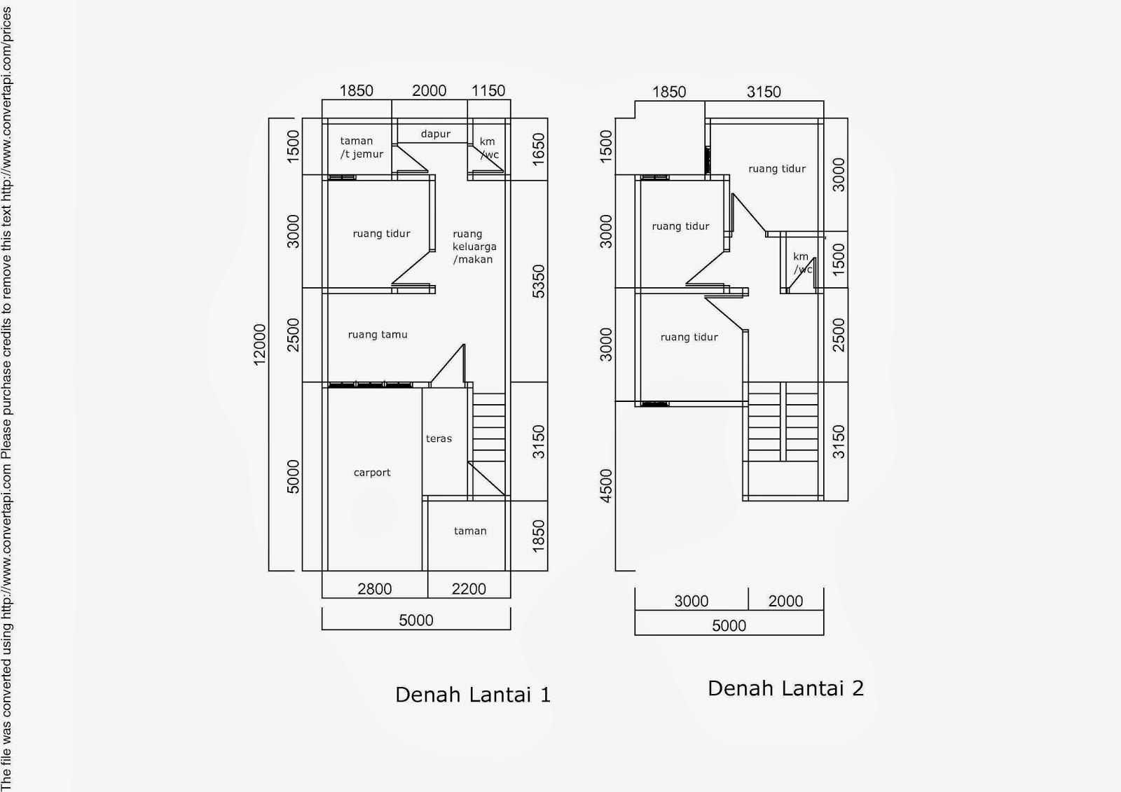 Image Result For Desain Cat Rumah Minimalis Type