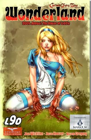 P00003 - Wonderland Annual 2009 #1