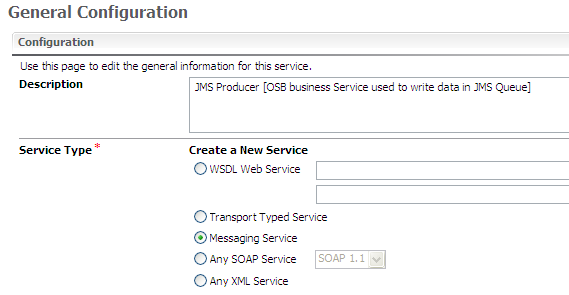 Dive in SOA: OSB hands on: JMS Producer Consumer Example