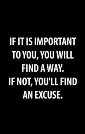 BW excuse