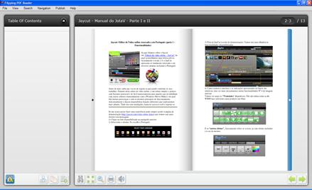 Flipping PDF Reader 3