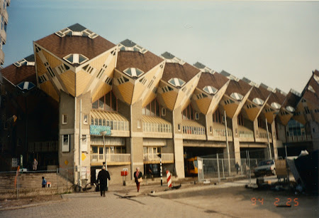 Locuinte Olanda: Rotterdam, Kijk Kubus
