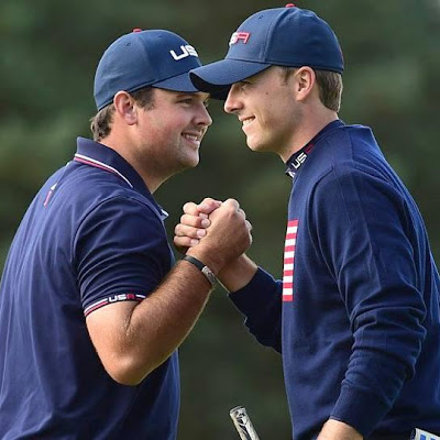 Ryder Cup USA has an 8133 record in alternate shot since 2010