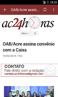 ac24horas - Notícias do Acre- screenshot thumbnail
