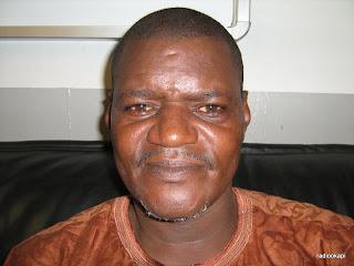 Marcelin Mandwakila à Radio Okapi.