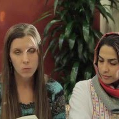 Watch our own Farzana Marie and our dear friend Somaia Ramish reading