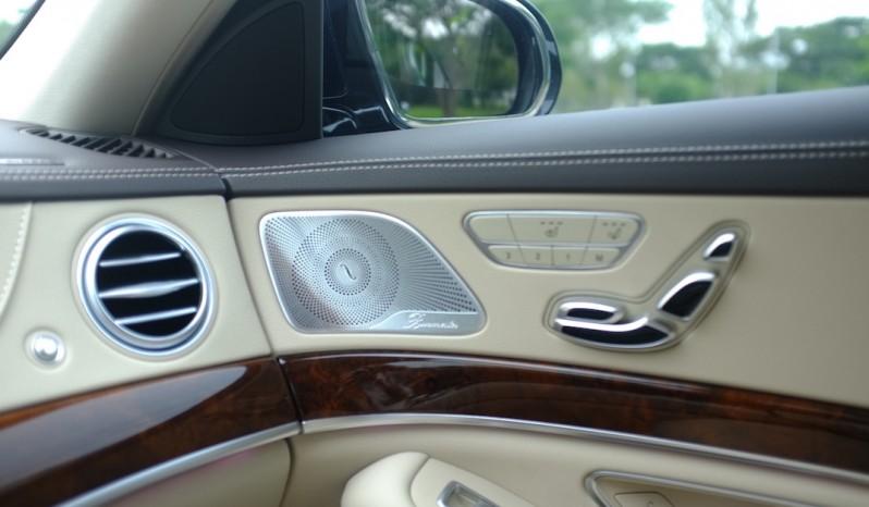 Nội thất xe Mercedes Benz S400 cũ 2015 06