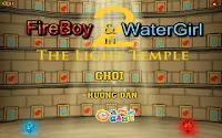 Game Chú Bé Lửa Và Cô Gái Nước 2