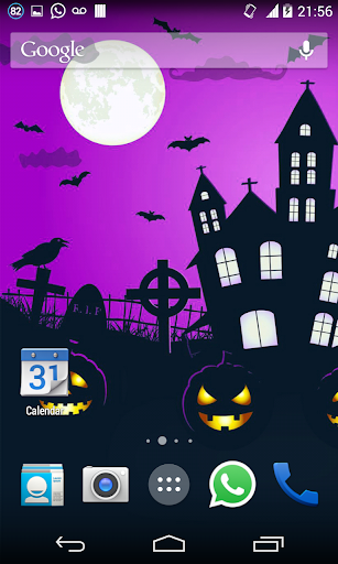Halloween HD Live Wallpaper 12