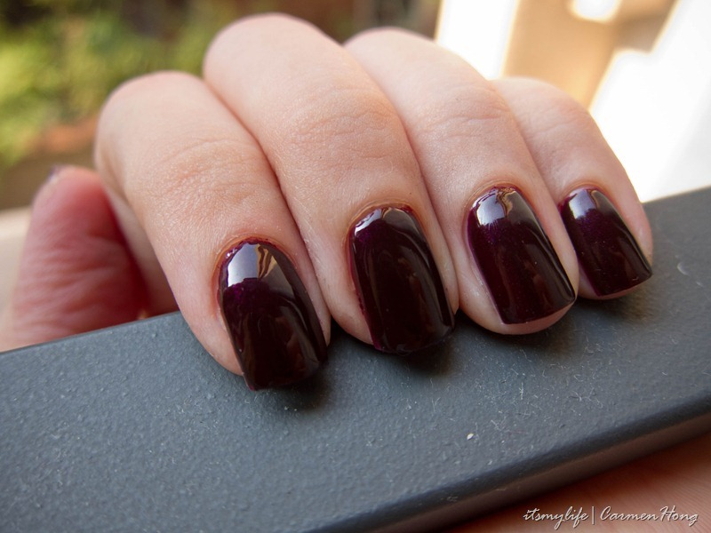 flirt sally hansen swatch