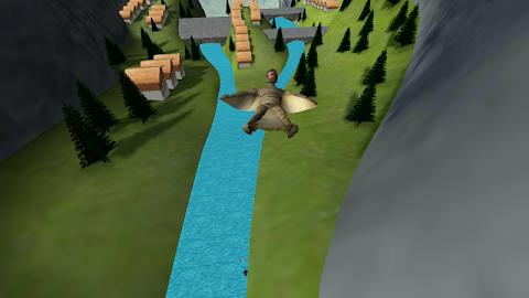 Wingsuit Lite Screenshot 10