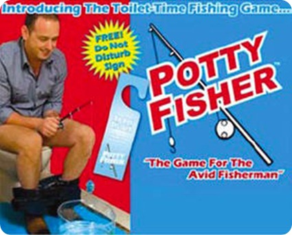 potty fisher