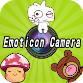 Emoticon CAMERA - Kawaii ver