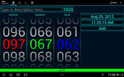 Blood Pressure Screenshot 25