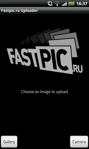 Fastpic.ru Image Uploader