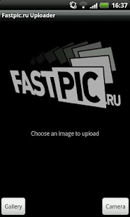 Fastpic.ru Image Uploader- screenshot thumbnail