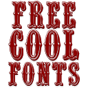Fonts Cool for FlipFont® free