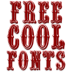 Fonts Cool for FlipFont free icon