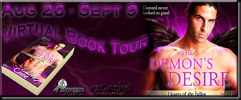 The Demons Desire Banner 450 x 169