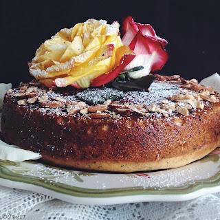 Earl Grey & Limoncello Cake.