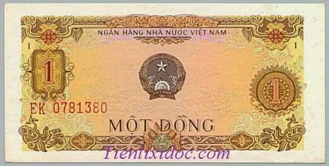 1 Đồng Việt Nam 1976