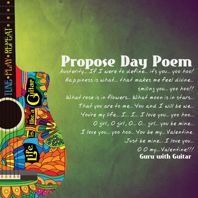 propose_day_poem_valentine_quote_guru_with_guitar_vikrmn_austerity_chartered_accountant_ca_author_srishti_verma_tpr_lyrics