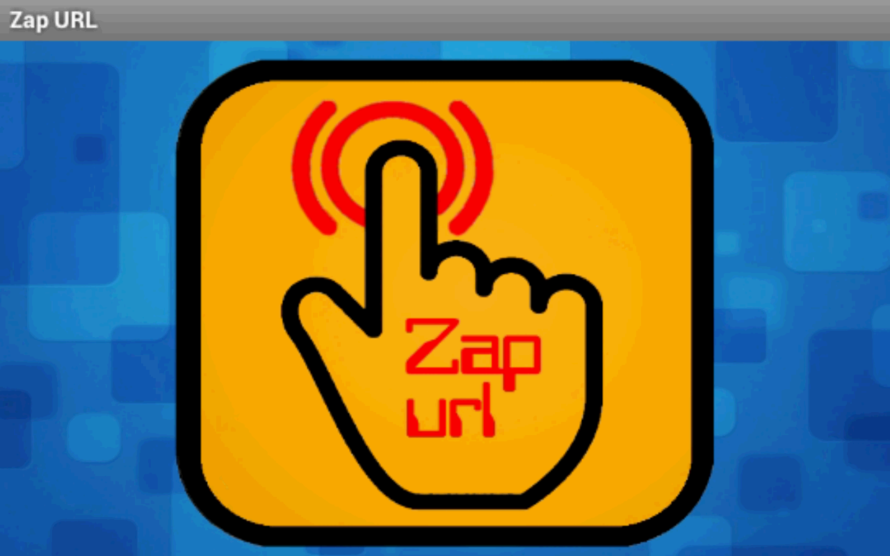 Screenshots of ZAP Url for iPhone