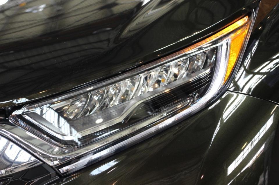 Xe ô tô Honda CR V 02