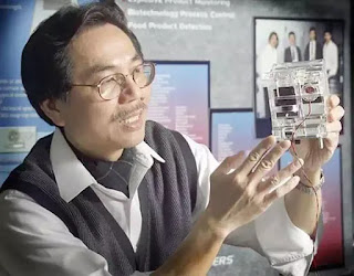 Tiến sĩ Võ Đình Tuấn – một trong 100 thiên tài đương đại